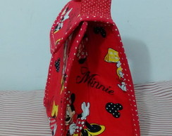 Lunch Bag mini com aba