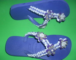 Chinelo havaiana top infantil e adulto