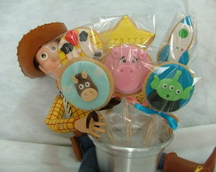Biscoito Decorado - Toy Story
