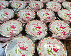 Latinhas mint to be personalizadas!
