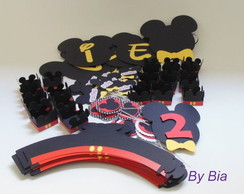 Kit Promocional Tema Mickey ou Minnie