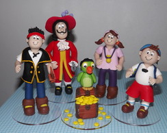 Personagens do Jake e os Piratas