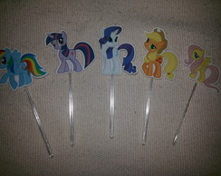 Toppers Simples My Little Pony