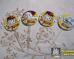 Toppers - Tags Toy-Story