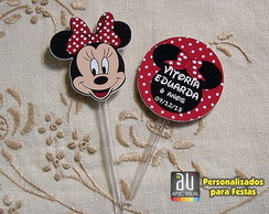 Topper recorte especial Minnie