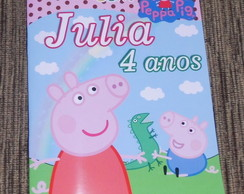 Revista colorir Peppa Pig 14x10