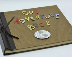 Adventure book - 32x32cm