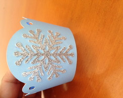 Wrapper para cupcake Decorado Frozen