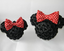 Bola de flores Mickey/ Minnie