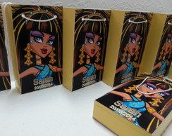 Sacolinha Personalizada - Monster High