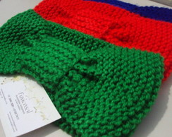 TURBANTE DE TRICO ADULTO COLOR BLOCK