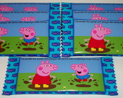 Barra de chocolate - 50 gr - Peppa Pig