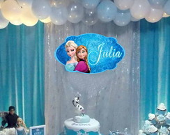 Placa Frozen