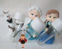 TUBETE DECORADO FROZEN BISCUIT KIT 1