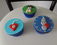 Cupcake do Magico de OZ