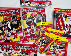 Kit revista colorir Mickey e Minnie