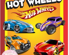 Hot Wheels - Artes Digitais