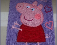 "TAPETE DECORATIVO ""PEPPA"""