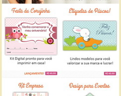 Email Marketing - Newsletter Publicidade