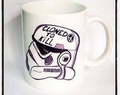 Caneca Cloned to Kill