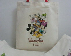ECO BAG TURMA DO MICKEY