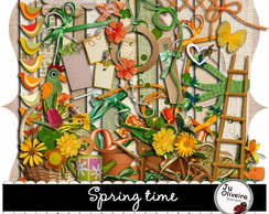 Spring Time - Kit Digital