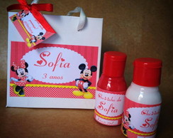 Kit Sacolinha MINNIE E MICKEY