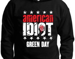 MOLETOM GREEN DAY