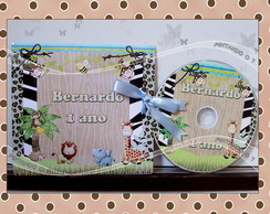 CD ou DVD Personalizado Safari