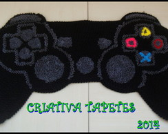 "tapete decorativo"" MANETE PLAY STATION 3"