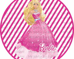Toppers Redondo barbie