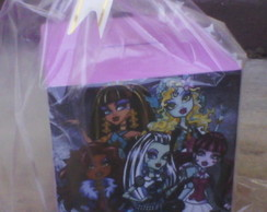 Cofre Monster High