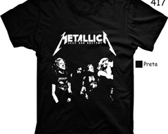 Camiseta Metallica - Seek And Destroy