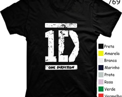 Camiseta 1D - One Direction