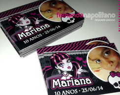 Imã Monster High ? Draculaura