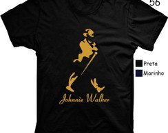 CAMISETA JOHNNIE WALKER