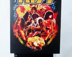 MINI POSTER - KISS THE BAND