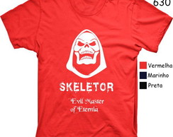 CAMISETA SKELETOR