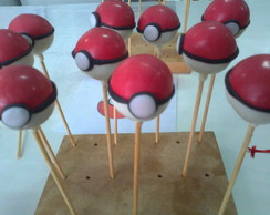 Pop Cakes - Pokebola