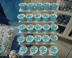 CUP CAKE FROZEN