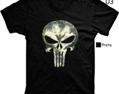 CAMISETA PUNISHER
