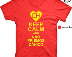 CAMISETA KEEP CALM CHAPOLIN