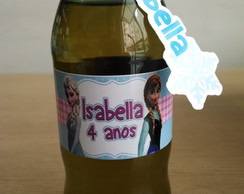 Mini Guaraná Personalizado Frozen