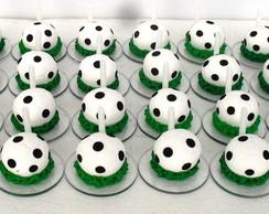 ... lembrancinhas bola de futebol 21845f32762d1