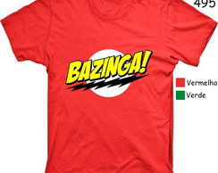 Camiseta Bazinga  ce744c5d361
