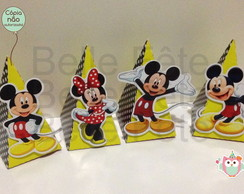 Cone Mickey e Minnie