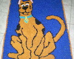 Tapete decorativo Scooby-doo