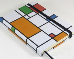 Sketchbook Mondrian