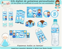 Kit de guloseimas Frozen Cute