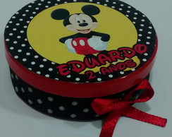 Latinha Color Personalizada Mickey